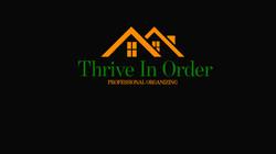 Thrive in Order Website Copy