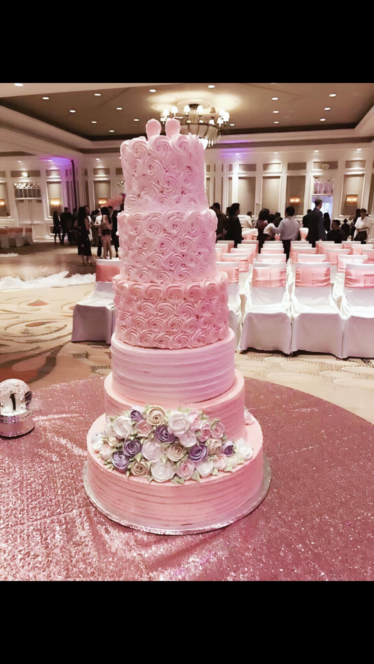 houston wedding cake vendor