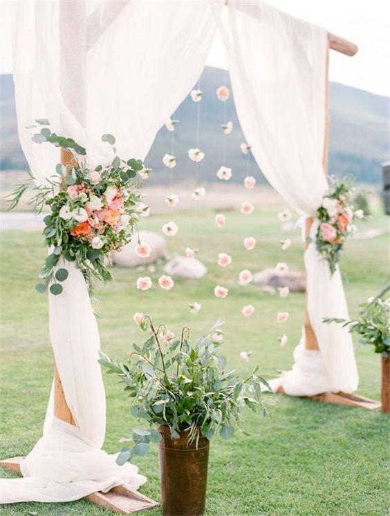 bohemian+outdoor+wedding+summer+wedding+