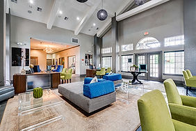 University Village Clubhouse - Austin TX
