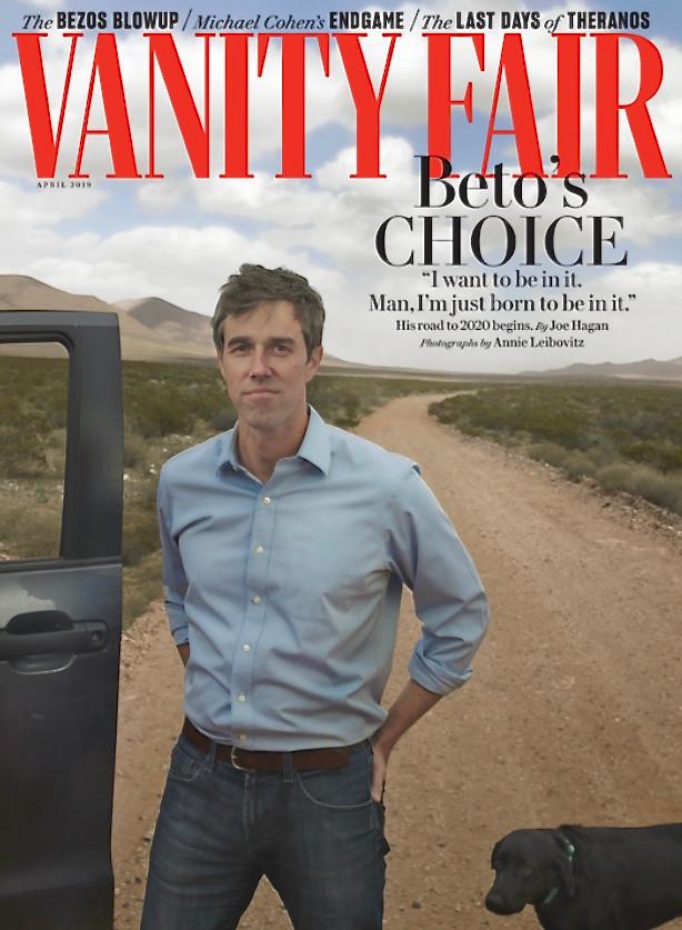 Photo: Annie Leibovitz/Vanity Fair