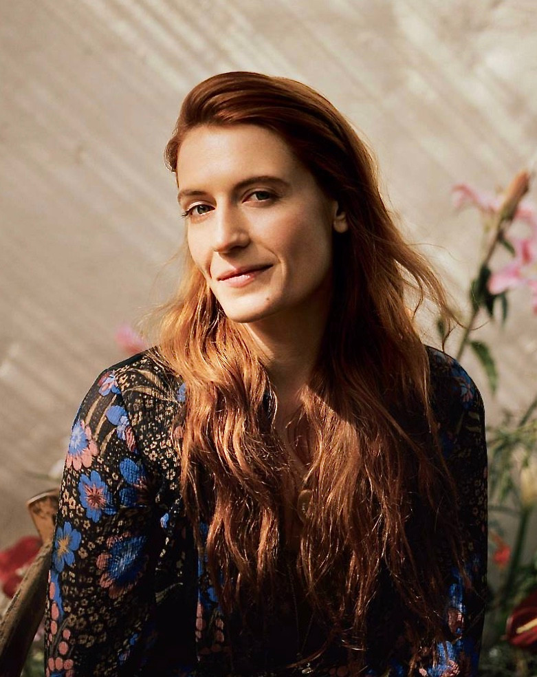 Florence Welch, Photo: Vincent Haycock