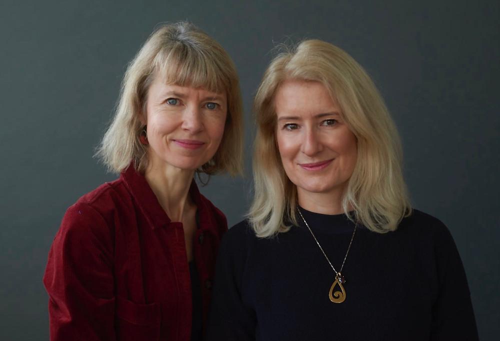 Annabel Abbs & Susan Saunders/Photo: Charlie Hopkinson