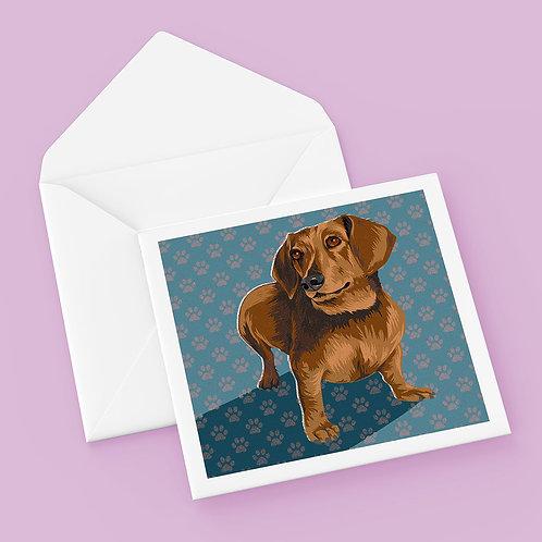 Greetings Card - Set of 6