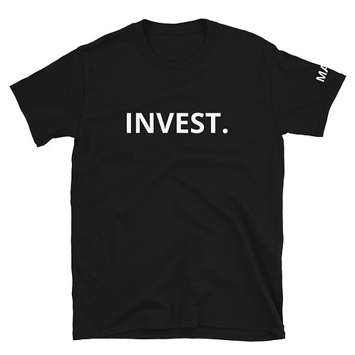 INVEST. T-Shirt