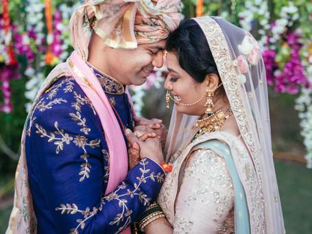 Khushbu & Raghav - Happy days