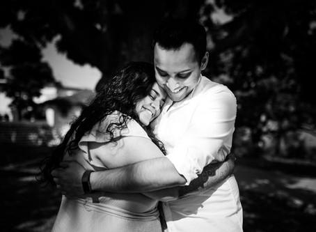 Saumya & Manish - Comfy vibes from Goa