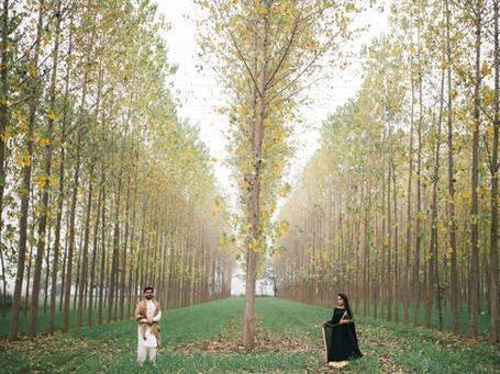 Nrpijit & Mitika - Old school romantics
