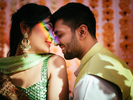 Sanchita & Prasoon - Let Love Grow