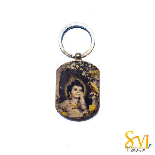 Krishna Key Rings