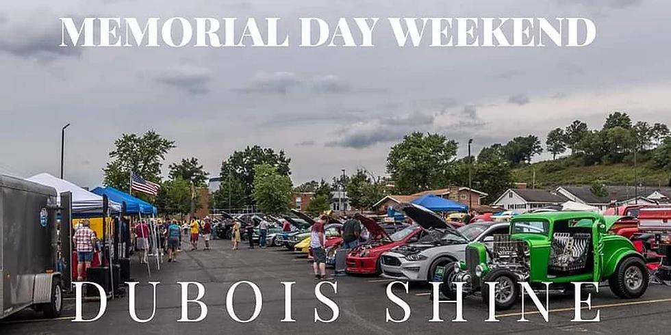 DUBOIS SHINE CAR SHOW