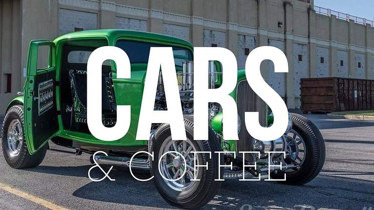 CARS & COFFEE JULY