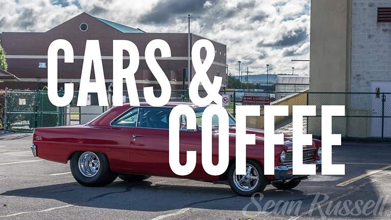 CARS & COFFEE AUGUST