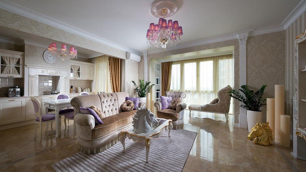Аренда 3-комнатной квартиры по улице Старонаводницкая