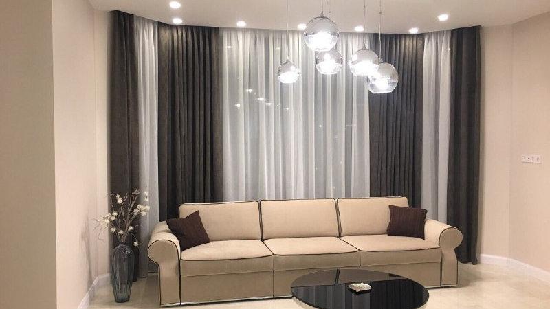 Аренда 3-комнатной квартиры в PecherSky