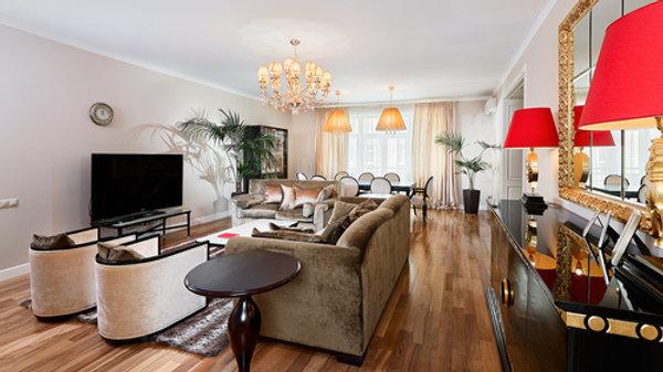 Аренда 4х-комнатной квартиры на Паторжинского!