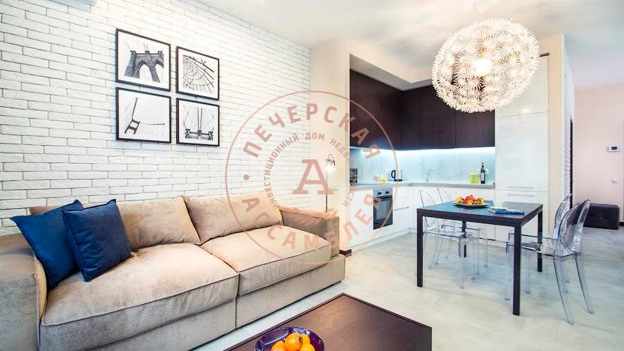 Снять двухкомнатную квартиру в ЖК Новопечерские Липки
