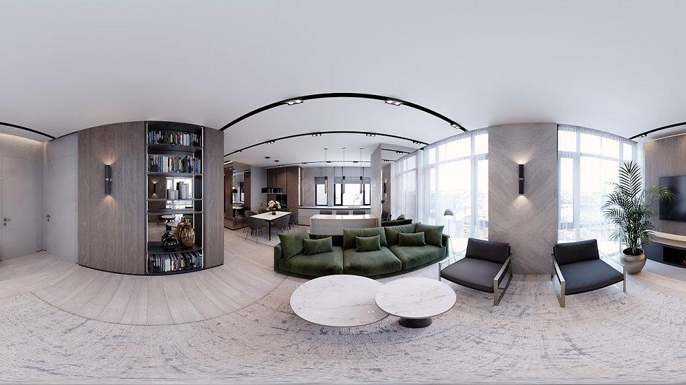 Продажа трехкомнатной квартиры в ЖК Park Avenue