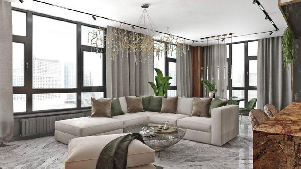 Купить 4-х комнатную квартиру ЖК Рark Avenue