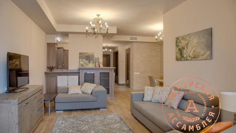 Купить 3-х комнатную квартиру на ул.Кловский спуск 7