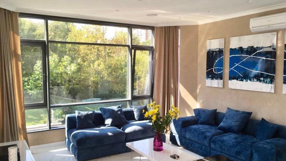 Продажа трехкомнатной квартиры в PecherskSky