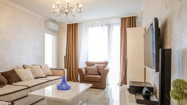 Продажа трехкомнатной квартиры в Парк Авеню