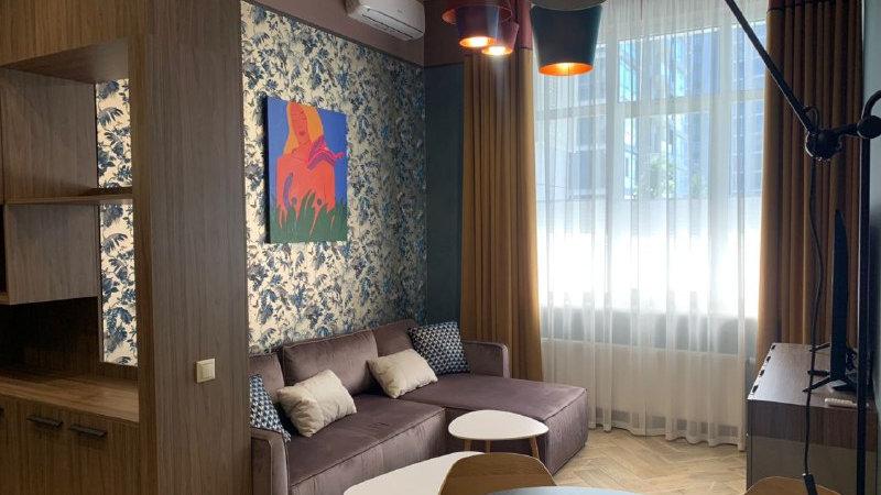 Снять 3-х комнатную квартиру ЖК Новопечерские Липки