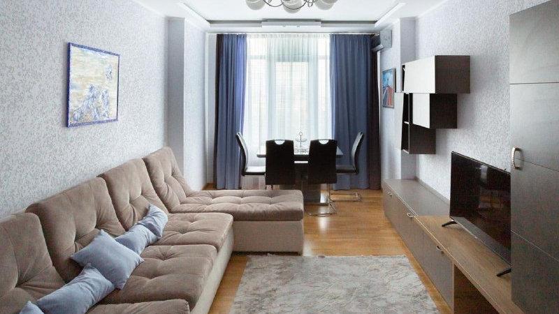 Снять 2-х комнатную квартиру ул.Кахи Бендукидзе