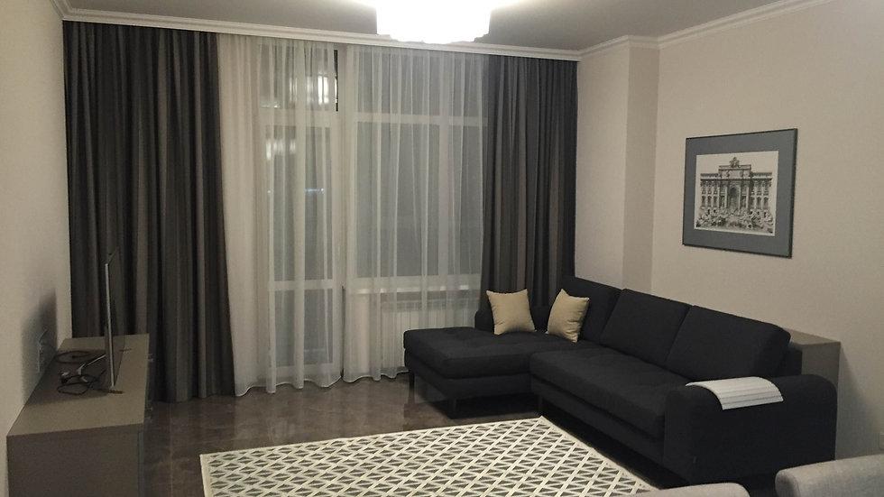 Снять 3-комнатную квартиру ЖК Новопечерские Липки