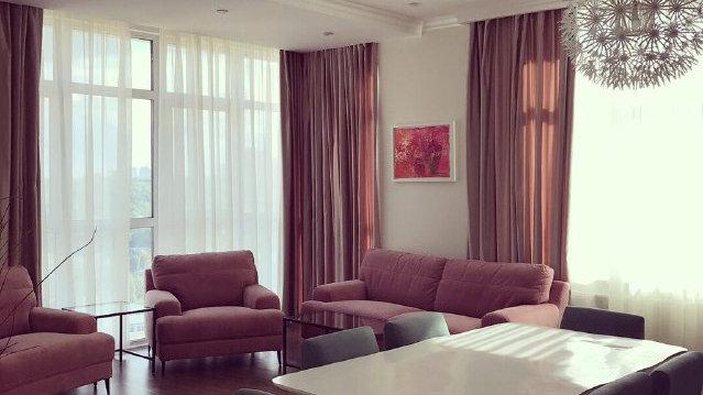 Аренда 3-комнатной квартиры ЖК Новопечерские Липки