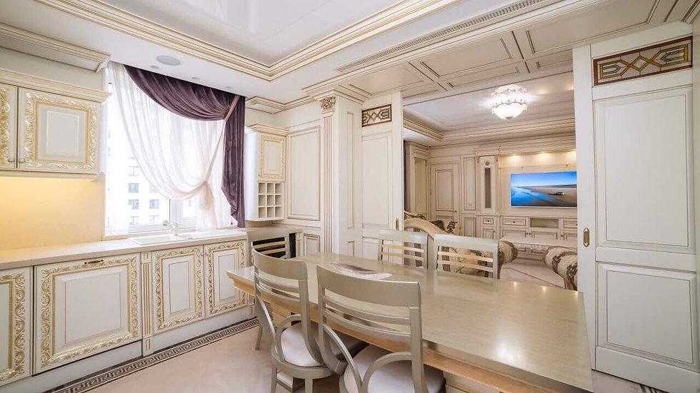 Продажа четырехкомнатной квартиры на Бульваре Шевченка!