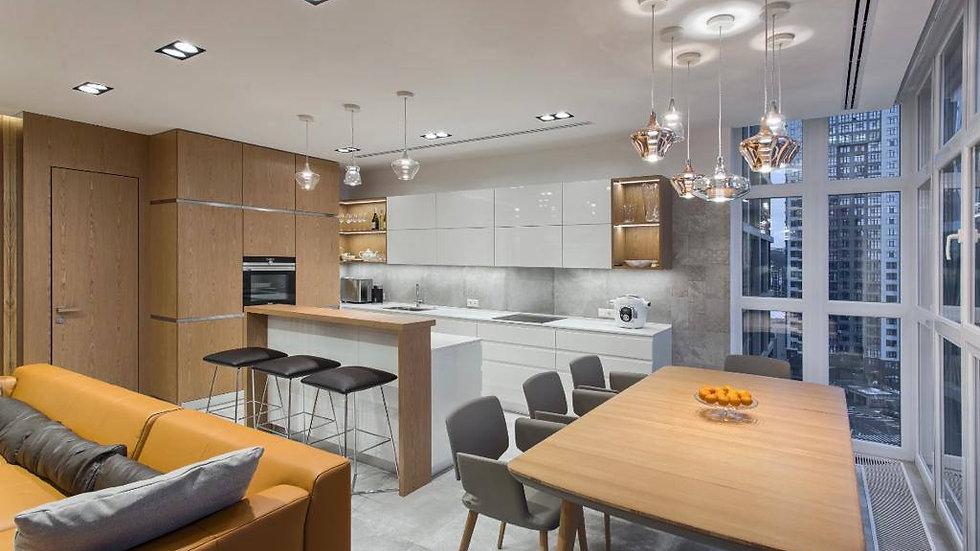Купить 4-х комнатную квартиру ЖК Новопечерские Липки