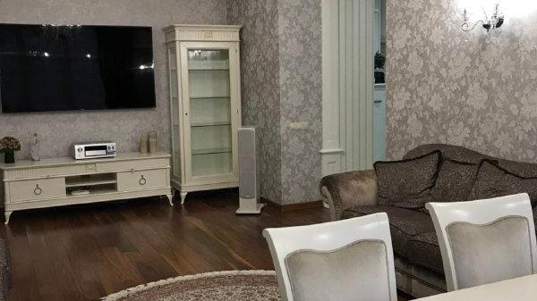Продажа пятикомнатной квартиры по ул.Драгомирова ЖК Новопечерские Липки