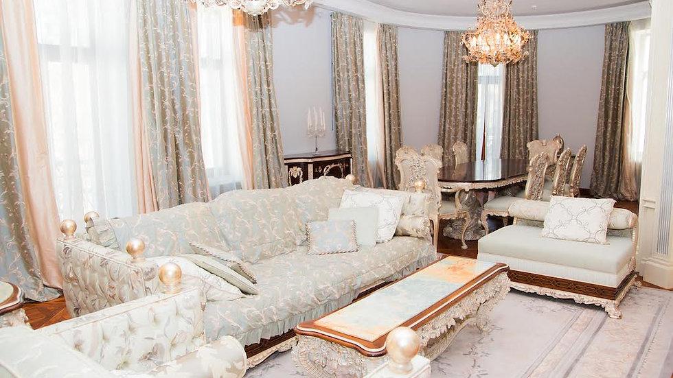 Продажа четырехкомнатной квартиры ул.Драгомирова ЖК Новопечерские Липки