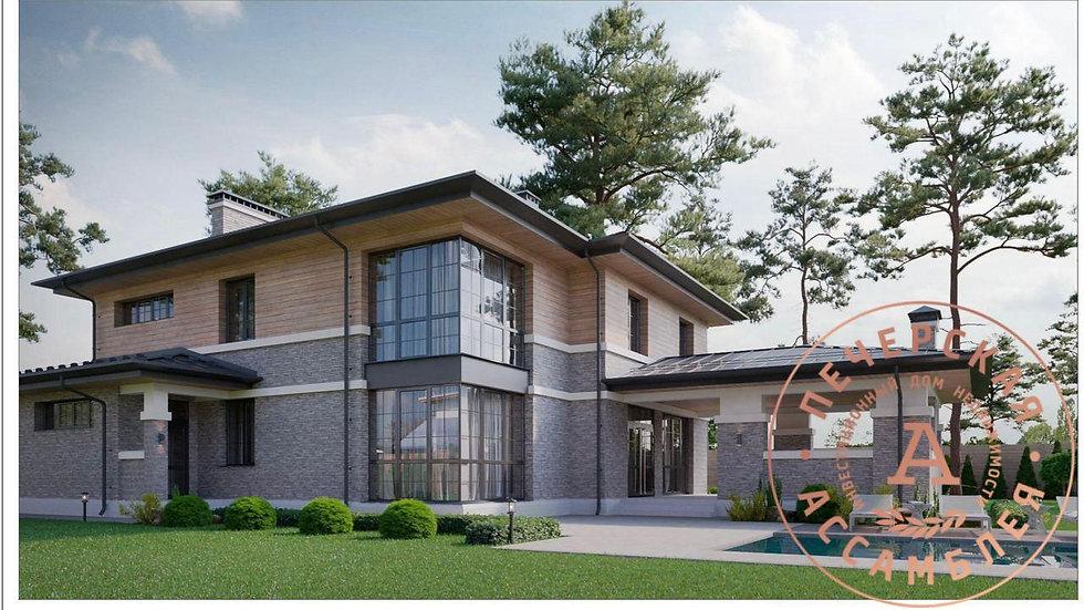 Купить дом в КГ Хутор Ясный
