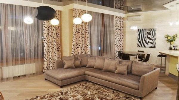 Аренда 3-комнатной квартиры по ул. Жилянская Дипломат Холл.