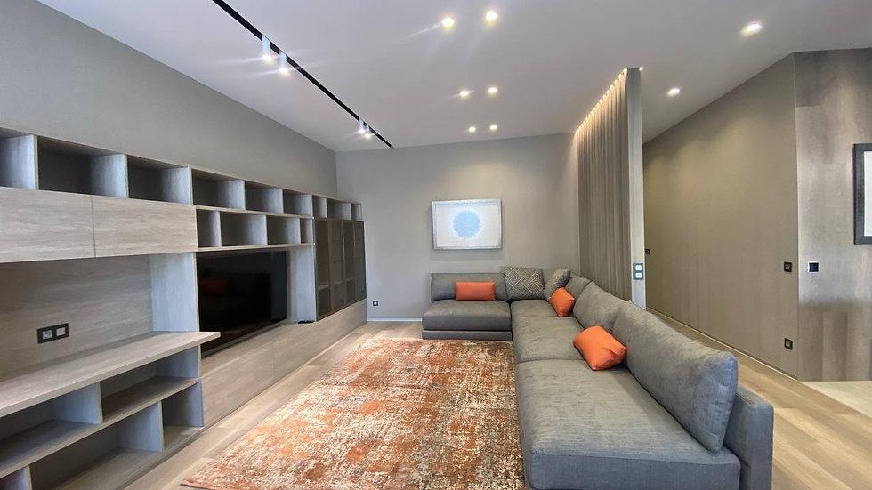Снять 5-х комнатную квартиру ЖК Новопечерские Липки