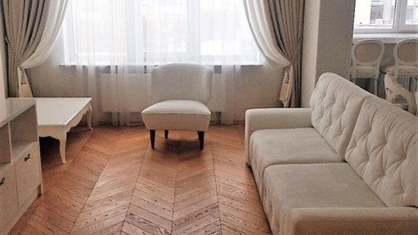 Аренда трехкомнатной квартиры ул.Драгомирова ЖК Новопечерские Липки