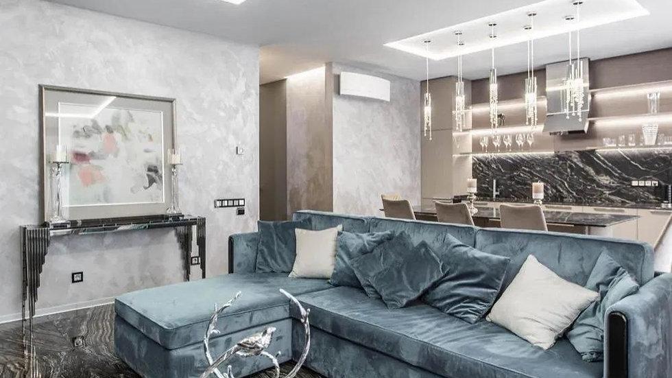 Снять 4-х комнатную квартиру ЖК Бульвар Фонтанов