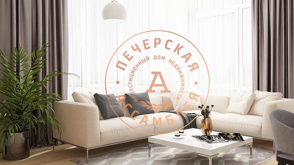 Продажа четырехкомнатной квартиры ЖК Новопечерские Липки