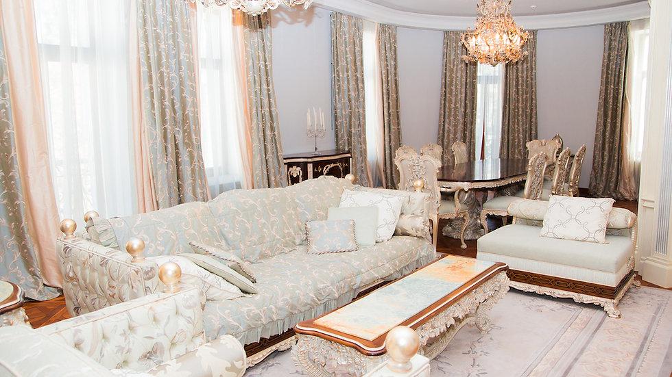 Аренда 5-комнатной квартиры на ул. Лютеранская