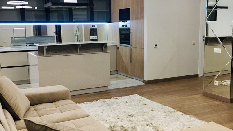 Снять 4-х комнатную квартиру в ЖК Новопечерские Липки