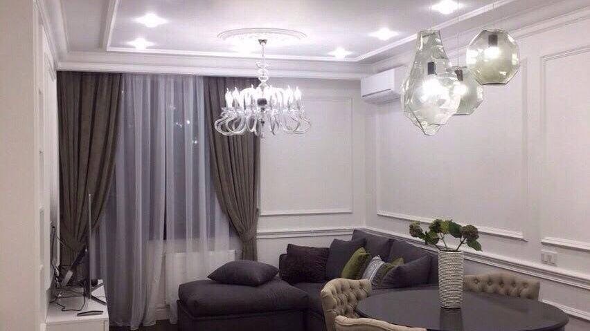 Продажа трехкомнатной квартиры ул. Голосеевский проспект ЖК Парк Авеню ВИП