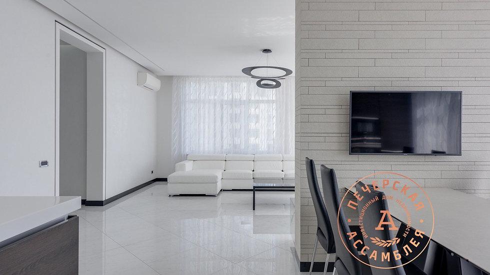 Снять 5-ти комнатную квартиру в ЖК Новопечерские Липки