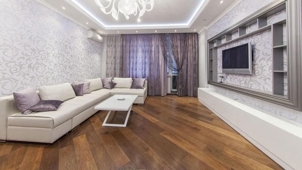 Аренда трехкомнатной квартиры бульвар Леси Украинки