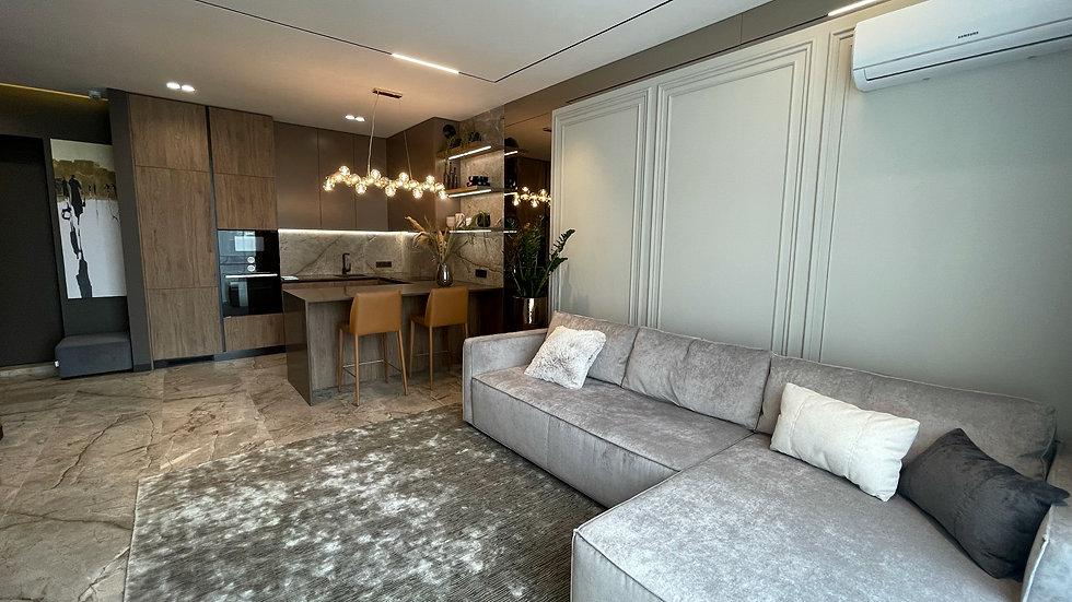 Снять 2-х комнатную квартиру ЖК Бульвар Фонтанов