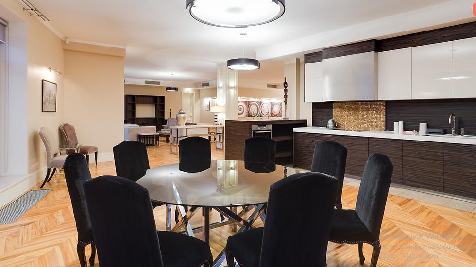 Аренда четырехкомнатной квартиры по ул. Богдана Хмельницкого