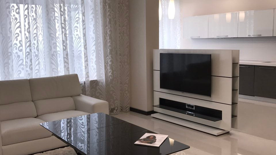Дизайнерская 3х-комн. квартира на Драгомирова в ЖК Новопечерские Липки!!