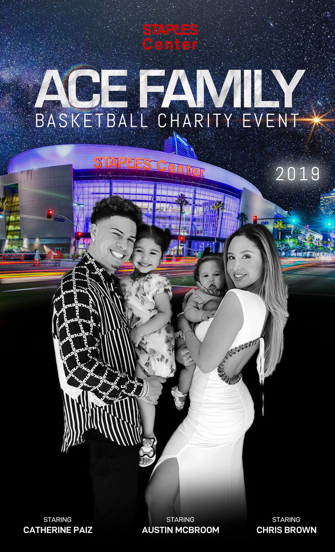 """""""""""2019"""""""" Ace Family Charity Event"""