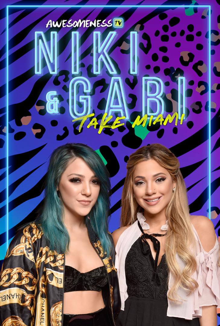 Niki & Gabi Take Miami